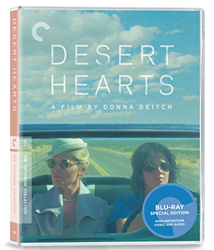 Desert Hearts [The Criterion Collection] [Blu-ray] [Region Free]