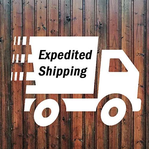 Verzending Upgrade auto Sticker, Prijs aanpassing Vinyl Auto Decal, Decor voor raam, Bumper, Laptop, Muren, Computer, Thmbler, Mok, Beker, Telefoon, Vrachtwagen, Auto Accessoires