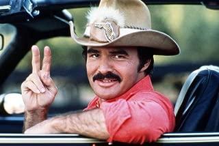 Burt Reynolds Smokey and The Bandit Classic In Hat Pontiac Trans Am 24x36 Poster