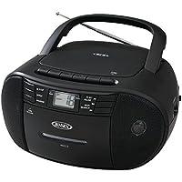 Jensen CD-545b Portable Stereo CD Player