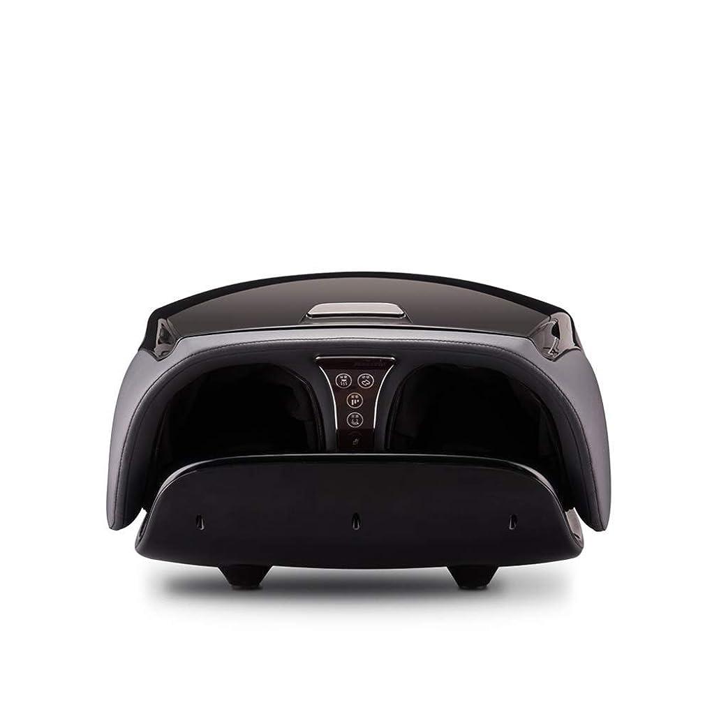 弱点シャンプー娯楽指圧フットマッサージャー電気ベルト加熱機能洗える足カバーホームオフィス用調節可能な強度