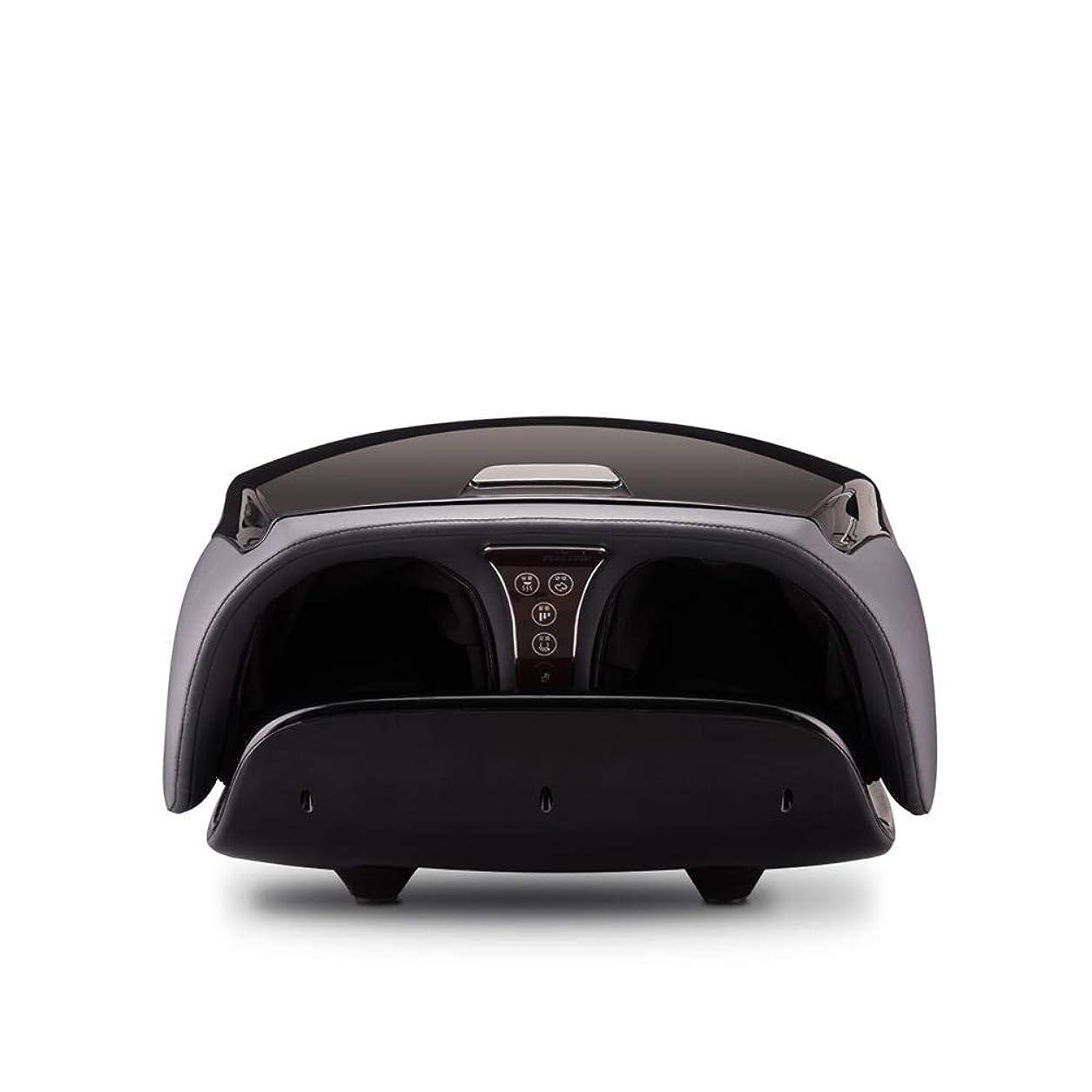 指圧フットマッサージャー電気ベルト加熱機能洗える足カバーホームオフィス用調節可能な強度