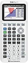 $295 » TI-84 Plus CE Color Graphing Calculator, Bright White - 1