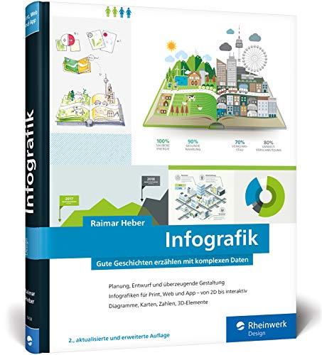 Infografik: Komplexe Daten professionell visualisieren (2. Auflage)