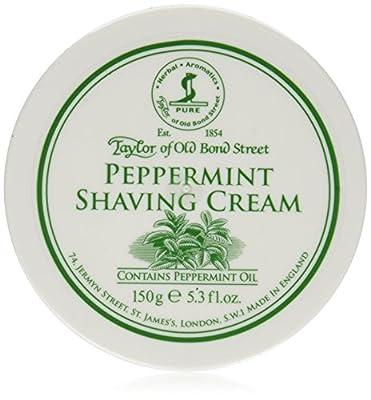 Taylor of Old Bond Street Peppermint Shaving Cream Bowl 150 g