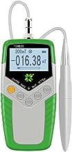 Handheld Digital Tesla Meter High Precision Gaussmeter Fluxmeter Surface Magnetic Field Tester with Probe 0-2400mT