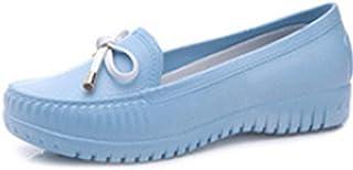 ZOSYNS Rubberlaarzen voor dames, modieus, korte laarzen, bruikbaar, antislip, outdoorschoenen, regenlaarzen, regenlaarzen,...