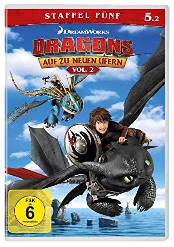 Dragons - Auf zu neuen Ufern: Staffel 5.2