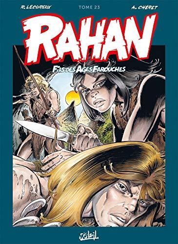 Rahan L'Intégrale 23 Nouvelle édition