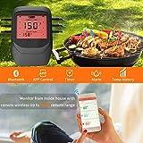 Zoom IMG-1 termometro barbecue gifort digitale per