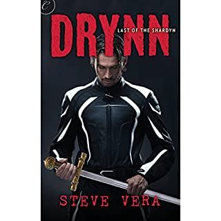 Drynn audiobook cover art