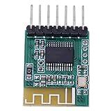 Audioempfangsmodul LED des Audioempfängerverstärkers Zeigt die Bluetooth...