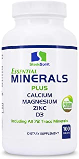 Multimineral with 1000mg Calcium Magnesium Zinc D3