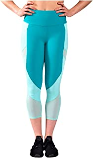 Avia Activewear Women's Flex Tech Capri (X-Large 16/18, Spearmint)