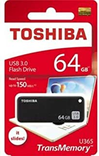 Toshiba TransMemory, USB Flash Drive, 64 GB,
