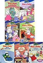 Max and Ruby - Special (7 packs) Ruby's Christmas Tree, Max and the Easter Bunny , Max's Christmas , Max's Halloween , Max's Rocket Run , Max's Valentine , Ruby's Snow Queen