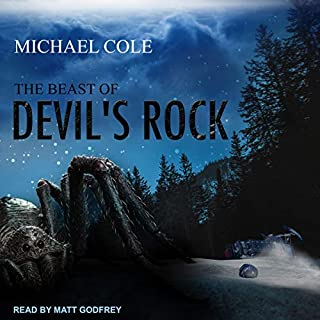 The Beast of Devil's Rock cover art