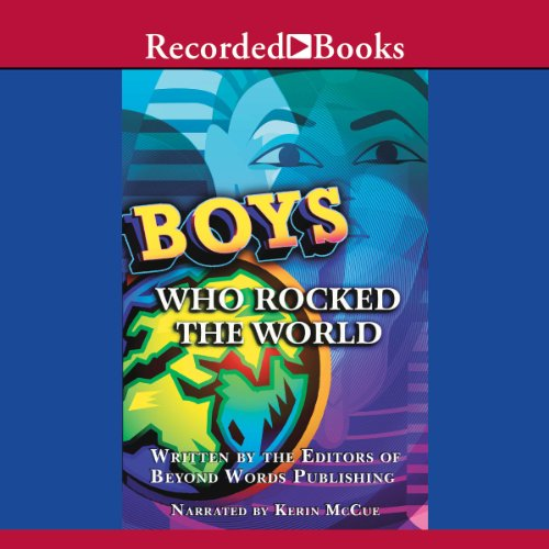 Boys Who Rocked the World cover art