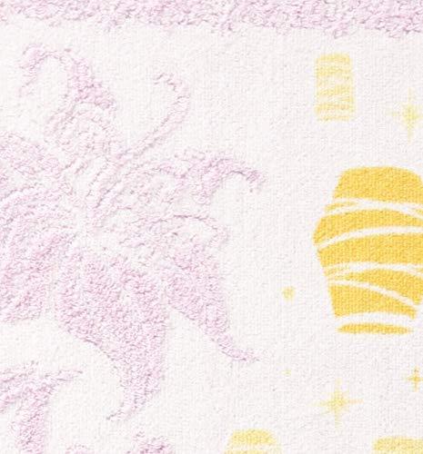 丸眞フェイスタオルディズニー塔の上のラプンツェル34×80cmドリーミーライト綿100%2005087500