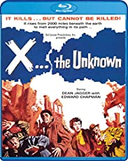 Image of X THE UNKNOWN New Sealed. Brand catalog list of .