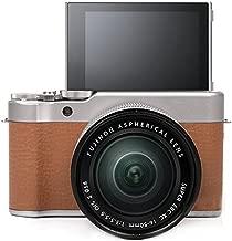 for FujiFilm X-A20 Glass Screen Protector - [2 PACK] Fuji X-A20 Camera Tempered Glass Screen Protector Hardness Anti Scratch High Clear Film