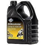 Silkolene Comp 415W50XP Ester basierend Teilsynthetisches Bike Motor,–4Liter