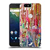 Head Case Designs Officially Licensed by Sylvie Demers House Horizon Nature Soft Gel Case Compatible with Huawei Nexus 6P