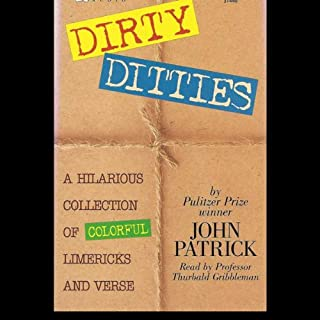 Dirty Ditties audiobook cover art