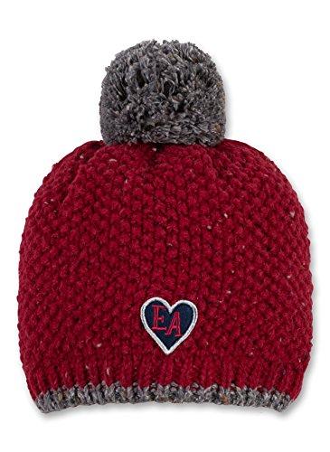 Sanetta Mädchen 161962 Mütze, Rosa (Raspberry 3908), 56 (Herstellergröße: 3)