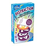 ThinkFun - Distraction, juego de cartas [Importado del Reino Unido]
