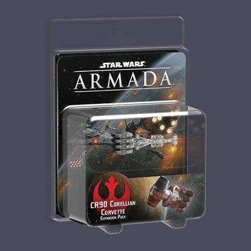 Fantasy Flight Games- Star Wars: Armada CR90 Corelliano - Corveta (FFGD4302) , color/modelo surtido