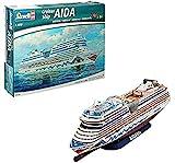 Revell Revell_05230 Modellbausatz Schiff 1:400 - Cruiser Ship AIDAblu, AIDAsol, AIDAmar, AIDAstella...