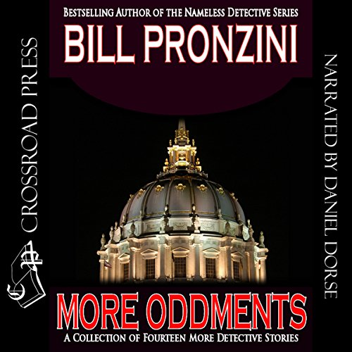 More Oddments audiobook cover art