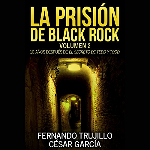 La prisión de Black Rock: Volumen 2 audiobook cover art