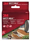 3M Safety-Walk Slip Resistant Tread, Black, 2-in by 180-in Roll, 7635NA
