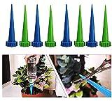 Irrigatore vaso - Woopower Automatico - sistema d' irrigazione per le piante - cono da giardino - Plant Waterer - pianta - annaffiatoio - Waterer - fiore - pacco da 8 unita - irrigazione