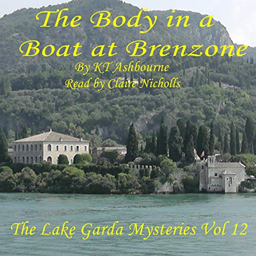 The Body in a Boat at Brenzone cover art