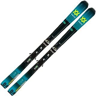 Volkl 2020 Deacon 84 Skis w/Lowride XL 13.0 FR GW Bindings