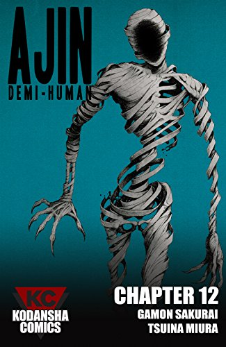 AJIN: Demi-Human #12 (English Edition)