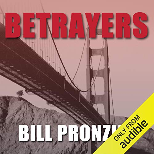 Betrayers cover art