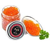 Caviar de Saumon 500gr. Livraison gratuite, 1-2 jours