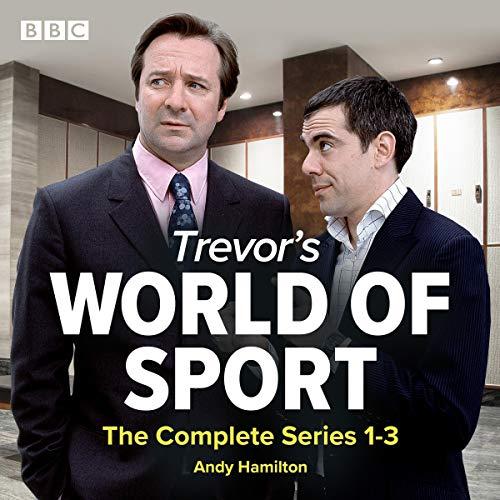 Trevor's World of Sport cover art
