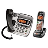 Uniden TRU9496 2-Line Corded/Cordless Digital Answering System