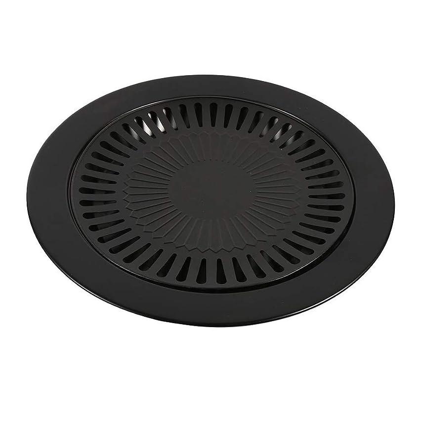 独創的滑る蓮Paulcans 969/5000 ポータブルバーベキューノンスティックベーキングトレイ食器洗い機安全な取り外し可能なドリップトレイ