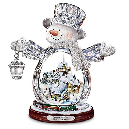 Navidad muñeco de nieve adhesivo para frigorífico, puerta de cristal, ventana, adhesivo decorativo para nevera, pared, puerta, fiesta