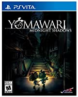 Yomawari Midnight Shadows (輸入版:北米) - PSVita