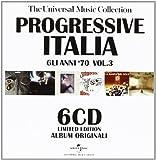 Progressive Italia 3 by Universal Music Collection: Progressive Italia: Gl (2010-03-19)