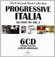 Progressive Italia 3 by Various Artists (2010-03-19)