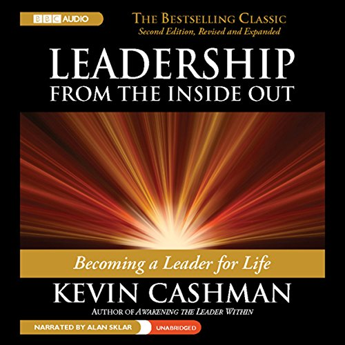 Leadership from the Inside Out audiobook cover art