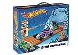 Hot Wheels- Dino Challenge Circuito Slot, Multicolor (Fábrica de Juguetes 91008) , color/modelo surtido